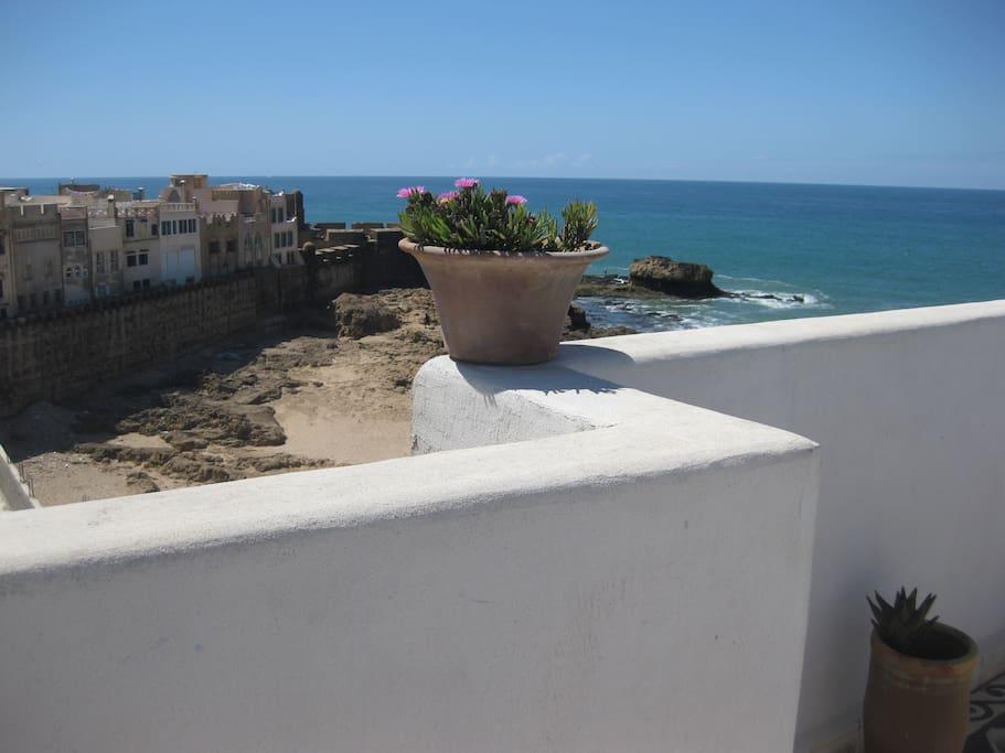 Dar Al Bahar Twin Room Street View