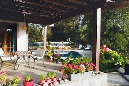 Single room private pool & bathroom