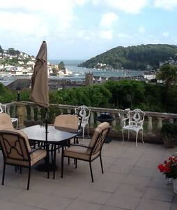 Stunning views over the river Dart - Dartmouth - Bed & Breakfast