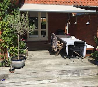 Terrace house - near Copenhagen