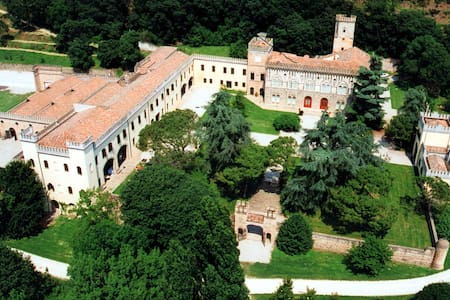 Dimora Ancient Castle with pool - Monselice - Istana