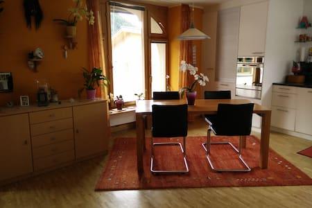 Room1 in modern flat - Pontresina - Pontresina - Apartment