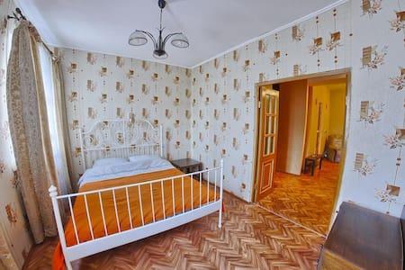 Апартаменты центр/45м2/ТВ/WiFi/со всем необходимым - Nizhnij Novgorod - Apartment