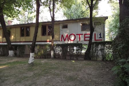 Youth Hostel near Budapest in Camping Pap-sziget - Szentendre
