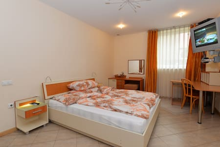 Sun apartment with jacuzzi, center - Nida - Appartement