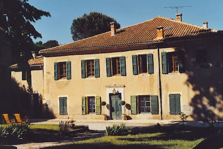 Characterful 3 bedroom country home in Cevennes - House