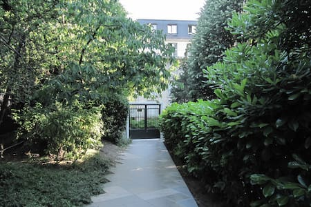 A Sweet Home in Trees (5-6 pers) - Paris - Apartment