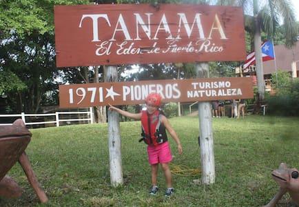 Tanama Tours Bed& Breakfast - Tanamá - Bed & Breakfast