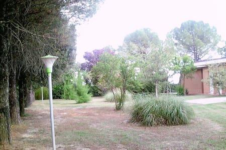 Casa piano giardino.