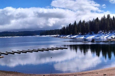 A Shaver Escape, Sweet Retreat - Shaver Lake - Faház