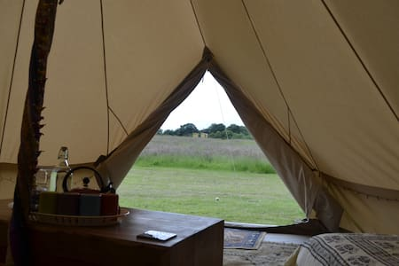 Traditional Family Sized Bell Tent - Tenda de campanya