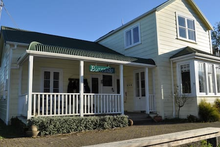 Burnside Accommodation - a friendly, quiet retreat - Marton - House