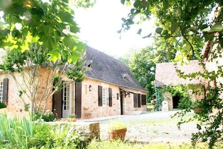 Private typical house in Perigord ! - Saint-Avit-de-Vialard - Dom