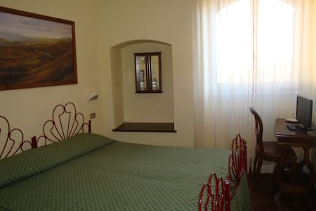 Camera in accogliente Hotel
