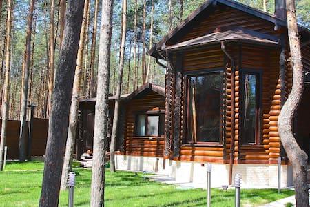 Сдам шикарный деревянный  дом - House