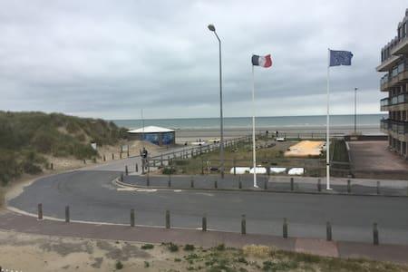 Chambre 1 vue mer. Pdj inclus - Bray-Dunes