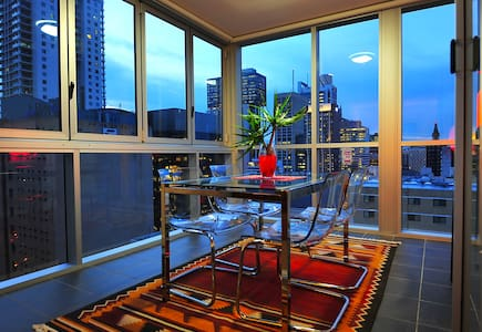 2 BR in Brisbane CBD + Facilities