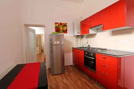 Cozy Central Apartment in Sinaia