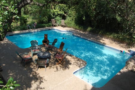 ZILKER! 3/2 w Pool/Spa by Greenbelt