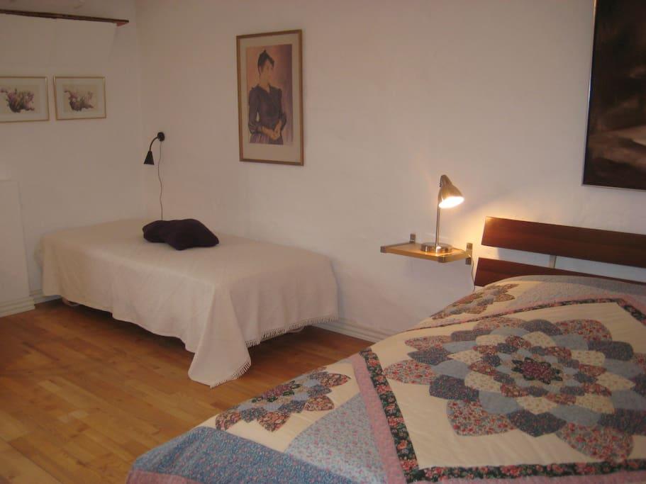 2 værelser med bad, uden køkken   bed & breakfasts for rent in ...