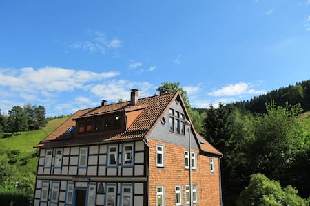 Hexenstieg House Lerbach - Apartment