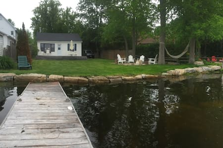 Little Cottage on the Rideau - Port Elmsley - Perth