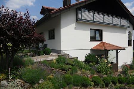 FeWo in ruhiger Lage zum Wohlfühlen - Buchen (Odenwald)