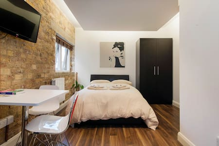 Comfort in the heart of Shoreditch
