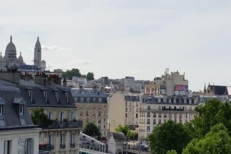 Pied à terre nearby Le Sacré Coeur - Paris - Apartment