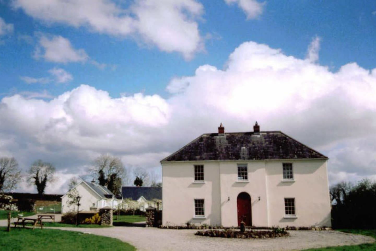 Croan House and Croan Cottages in beautiful county Kilkenny, Ireland