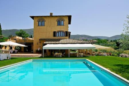 Villa con piscina e beauty privata - Villa