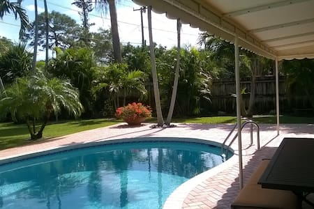 Spacious, fully equipped Cottage - Fort Lauderdale - Altro