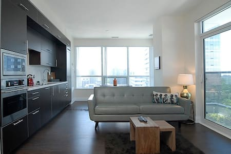 Brand New Bright 1BD Unit - Apartment