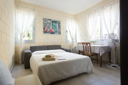 Nice Village Retreat Famagusta - Appartement