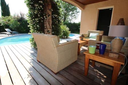 Chambre de 15m2, piscine, jardin - Colomiers - House