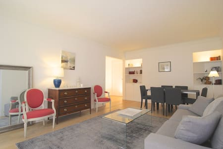 2 room apt for 4, chic Paris center - Lägenhet