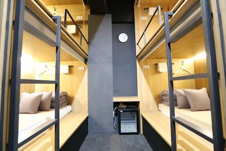 Philstay Boutique-6 FEMALE dorm - Seodaemun-gu - Bed & Breakfast