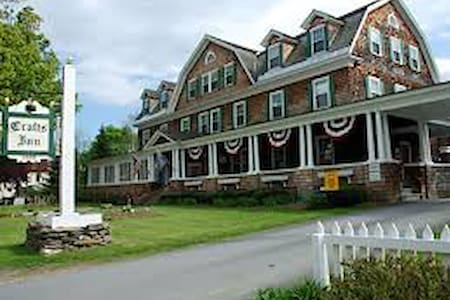 The Craft's Inn, Wilmington, VT - Lakás