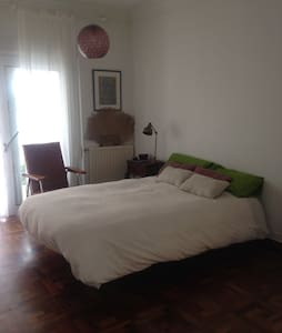 Nice room with private bathroom - Apartment