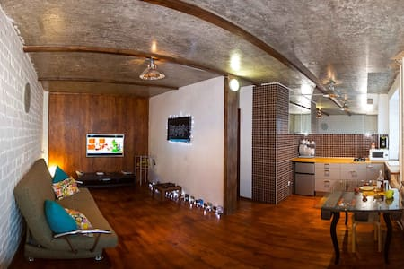 Апартаменты на Угличской, 3 - Wohnung