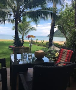 Absolute Romantic Beachfront Villa - Koh Chang - Villa