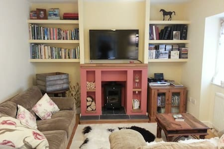 Single room in lovely area - House