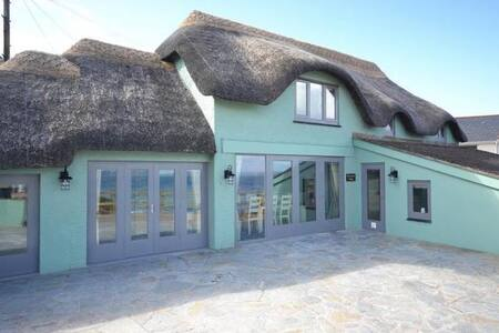 Beachcomber Cottage - Hope Cove - Huis