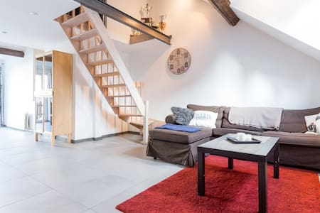 Fabulous appartment in city center! - Antwerpen - Wohnung