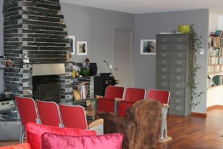 Maison de standing près d'Angers - Saint-Melaine-sur-Aubance