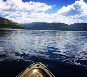 Expansive Vallecito Lake & San Juan Mountain views - Sommerhus/hytte