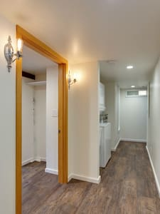 King Park Daylight Studio Apt near Alberta Arts - Portland - Maison