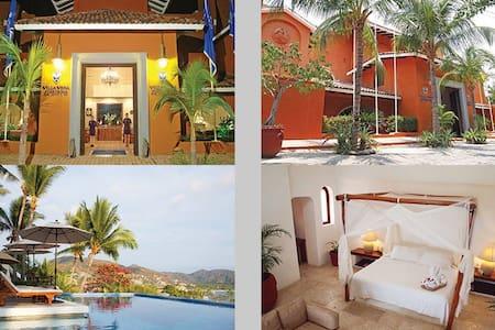 Studio Hotel Wyndham Zihuatanejo, Mexico - Leilighet