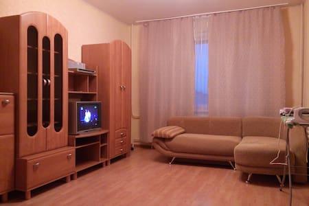 Квартиры посуточно в Усинске - Apartment