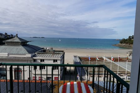 23 m²,  gorgeous sea view, centraly located appt - Apartment